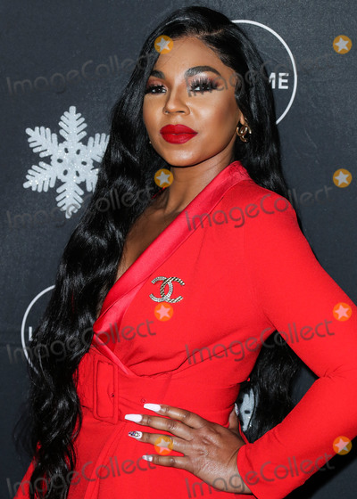 Ashanti Douglas Photo - WESTWOOD LOS ANGELES CALIFORNIA USA - OCTOBER 22 Singer Ashanti Douglas arrives at the Its A Wonderful Lifetime Holiday Party held at STK Los Angeles at W Los Angeles - West Beverly Hills on October 22 2019 in Westwood Los Angeles California United States (Photo by Xavier CollinImage Press Agency)