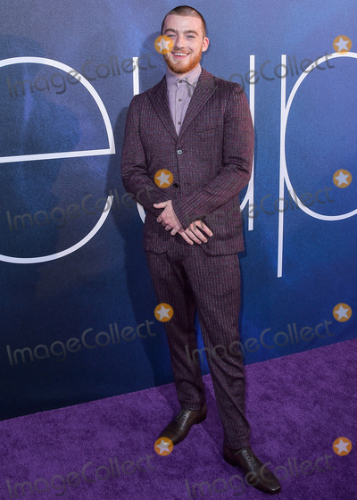 Angus Cloud Photo - HOLLYWOOD LOS ANGELES CALIFORNIA USA - JUNE 04 Actor Angus Cloud wearing a Missoni suit arrives at the Los Angeles Premiere Of HBOs Euphoria held at the ArcLight Cinerama Dome on June 4 2019 in Hollywood Los Angeles California United States (Photo by Image Press Agency)
