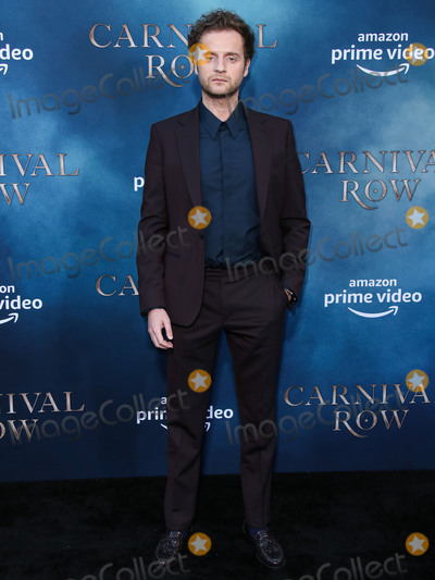 Andrew Gower Photo - HOLLYWOOD LOS ANGELES CALIFORNIA USA - AUGUST 21 Actor Andrew Gower arrives at the Los Angeles Premiere Of Amazons Carnival Row held at the TCL Chinese Theatre IMAX on August 21 2019 in Hollywood Los Angeles California United States (Photo by Xavier CollinImage Press Agency)