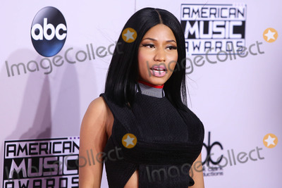 Alexander Wang Photo - (FILE) Nicki Minaj Renamed Her Tour To The Nicki WRLD Tour And Replaced Future With Juice WRLD Nicki Minaj has finally revealed details surrounding her upcoming world tour The Nicki WRLD Tour Nicki has swapped out rap superstar Future with Chicago rap star Juice WRLD and she has cleverly renamed the outing from NickiHndrxx to The Nicki WRLD Tour LOS ANGELES CA USA - NOVEMBER 23 Rapper Nicki Minaj wearing an Alexander Wang dress arrives at the 2014 American Music Awards held at Nokia Theatre LA Live on November 23 2014 in Los Angeles California United States (Photo by Xavier CollinImage Press Agency)