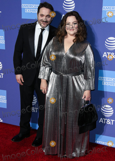 Ben Falcone Photo - PALM SPRINGS CA USA - JANUARY 03 Actor Ben Falcone and wifeactress Melissa McCarthy arrive at the 30th Annual Palm Springs International Film Festival Awards Gala held at the Palm Springs Convention Center on January 3 2019 in Palm Springs California United States (Photo by Xavier CollinImage Press Agency)