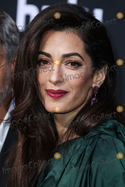 Amal Alamuddin Photo - HOLLYWOOD LOS ANGELES CALIFORNIA USA - MAY 07 Barrister Amal Alamuddin Clooney arrives at the Los Angeles Premiere Of Hulus Catch-22 held at the TCL Chinese Theatre IMAX on May 7 2019 in Hollywood Los Angeles California United States (Photo by Xavier CollinImage Press Agency)