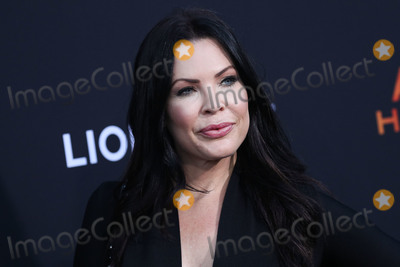 Christa Campbell Photo - WESTWOOD LOS ANGELES CALIFORNIA USA - AUGUST 20 Actress Christa Campbell arrives at the Los Angeles Premiere Of Lionsgates Angel Has Fallen held at the Regency Village Theatre on August 20 2019 in Westwood Los Angeles California United States (Photo by Xavier CollinImage Press Agency)