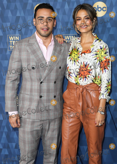 Victor Rasuk Photo - PASADENA LOS ANGELES CALIFORNIA USA - JANUARY 08 Victor Rasuk and Nathalie Kelley arrive at ABC Televisions TCA Winter Press Tour 2020 held at The Langham Huntington Hotel on January 8 2020 in Pasadena Los Angeles California United States (Photo by Xavier CollinImage Press Agency)