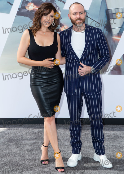 Angelica Celaya Photo - HOLLYWOOD LOS ANGELES CALIFORNIA USA - JULY 13 Angelica Celaya and Erik Hayser arrive at the Los Angeles Premiere Of Universal Pictures Fast  Furious Presents Hobbs  Shaw held at Dolby Theatre on July 13 2019 in Hollywood Los Angeles California United States (Photo by Rudy TorresImage Press Agency)
