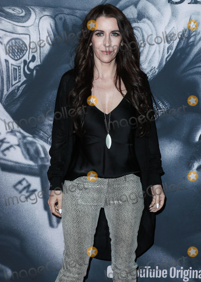 Pattie Mallette Photo - WESTWOOD LOS ANGELES CALIFORNIA USA - JANUARY 27 Pattie Mallette arrives at the Los Angeles Premiere Of YouTube Originals Justin Bieber Seasons held at the Regency Bruin Theatre on January 27 2020 in Westwood Los Angeles California United States (Photo by Xavier CollinImage Press Agency)