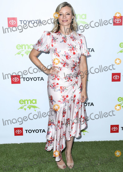 Amy Smart Photo - PACIFIC PALISADES LOS ANGELES CALIFORNIA USA - SEPTEMBER 28 Actress Amy Smart arrives at the 2nd Annual Environmental Media Association Honors Benefit Gala held at a Private Residence on September 28 2019 in Pacific Palisades Los Angeles California United States (Photo by Xavier CollinImage Press Agency)