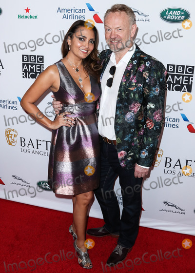 Allegra Riggio Photo - BEVERLY HILLS LOS ANGELES CALIFORNIA USA - SEPTEMBER 21 Allegra Riggio and Jared Harris arrive at the BAFTA Los Angeles  BBC America TV Tea Party 2019 held at The Beverly Hilton Hotel on September 21 2019 in Beverly Hills Los Angeles California United States (Photo by Xavier CollinImage Press Agency)