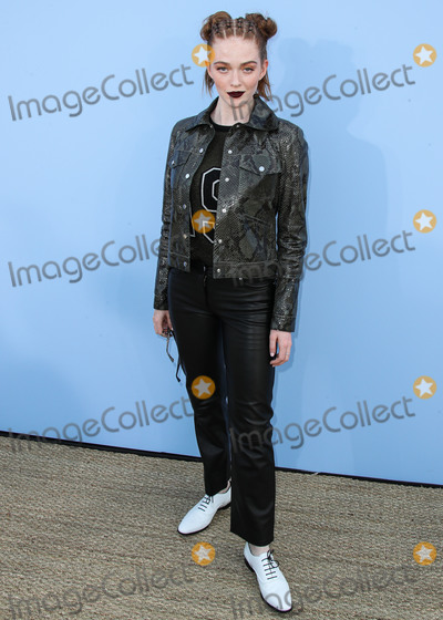 Larsen Thompson Photo - BROOKLYN NEW YORK CITY NEW YORK USA - SEPTEMBER 11 Larsen Thompson arrives at the Michael Kors Collection Spring 2020 Runway Show during New York Fashion Week The Shows held at Duggal Greenhouse on September 11 2019 in Brooklyn New York City New York United States (Photo by Xavier CollinImage Press Agency)