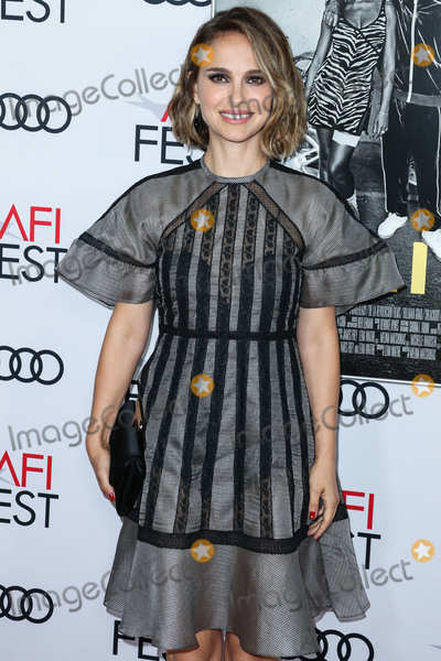 Natalie Portman Photo - HOLLYWOOD LOS ANGELES CALIFORNIA USA - NOVEMBER 14 Actress Natalie Portman wearing a Dior dress arrives at the AFI FEST 2019 - Opening Night Gala - Premiere Of Universal Pictures Queen And Slim held at the TCL Chinese Theatre IMAX on November 14 2019 in Hollywood Los Angeles California United States (Photo by Xavier CollinImage Press Agency)