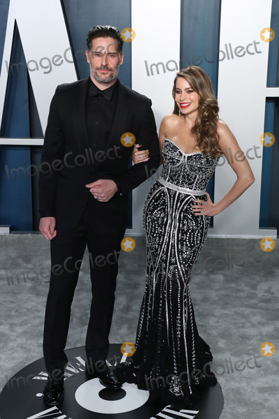Joe Corr Photo - BEVERLY HILLS LOS ANGELES CALIFORNIA USA - FEBRUARY 09 Joe Manganiello and Sofia Vergara arrive at the 2020 Vanity Fair Oscar Party held at the Wallis Annenberg Center for the Performing Arts on February 9 2020 in Beverly Hills Los Angeles California United States (Photo by Xavier CollinImage Press Agency)