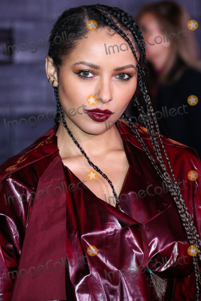 Kat Graham Photo - HOLLYWOOD LOS ANGELES CALIFORNIA USA - JANUARY 14 Kat Graham arrives at the Los Angeles Premiere Of Columbia Pictures Bad Boys For Life held at the TCL Chinese Theatre IMAX on January 14 2020 in Hollywood Los Angeles California United States (Photo by Xavier CollinImage Press Agency)