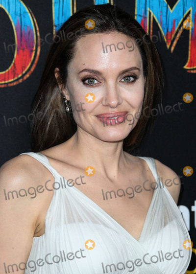 Angelina Jolie Photo - (FILE) Angelina Jolie in Talks to Star in Upcoming Marvel Film The Eternals HOLLYWOOD LOS ANGELES CA USA - MARCH 11 Actress Angelina Jolie wearing Atelier Versace arrives at the World Premiere Of Disneys Dumbo held at The Ray Dolby Ballroom and El Capitan Theatre on March 11 2019 in Hollywood Los Angeles California United States (Photo by Xavier CollinImage Press Agency)