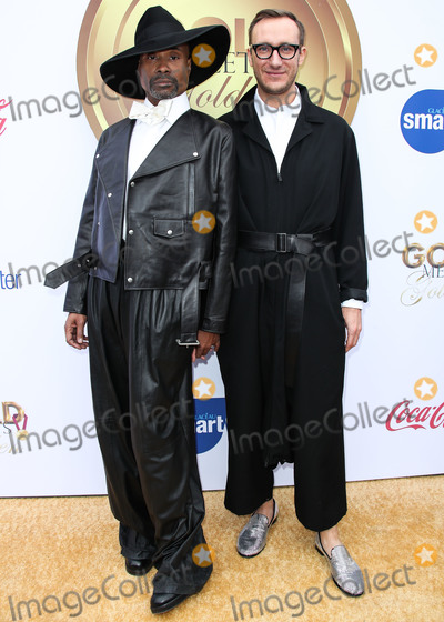 Adam Smith Photo - WEST HOLLYWOOD LOS ANGELES CA USA - JANUARY 05 Billy Porter and Adam Smith arrive at the 6th Annual Gold Meets Golden Event held at The House On Sunset on January 5 2019 in West Hollywood Los Angeles California United States (Photo by Xavier CollinImage Press Agency)
