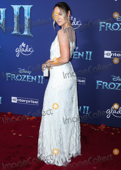 Alisha Marie Photo - HOLLYWOOD LOS ANGELES CALIFORNIA USA - NOVEMBER 07 Alisha Marie arrives at the World Premiere Of Disneys Frozen 2 held at the Dolby Theatre on November 7 2019 in Hollywood Los Angeles California United States (Photo by Xavier CollinImage Press Agency)