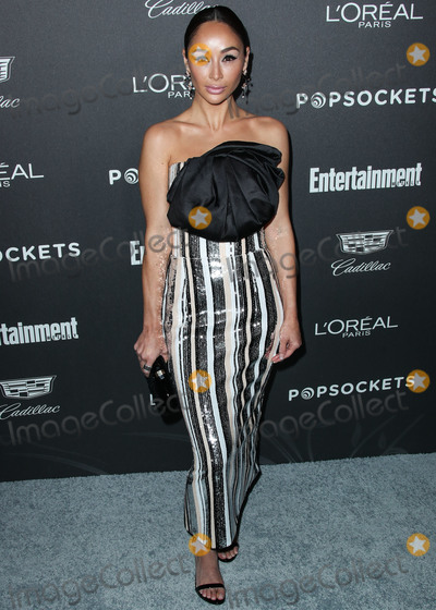 Cara Santana Photo - WEST HOLLYWOOD LOS ANGELES CA USA - JANUARY 26 Actress Cara Santana arrives at the Entertainment Weekly Pre Screen Actors Guild Awards Party 2019 held at Chateau Marmont on January 26 2019 in West Hollywood Los Angeles California United States (Photo by Xavier CollinImage Press Agency)