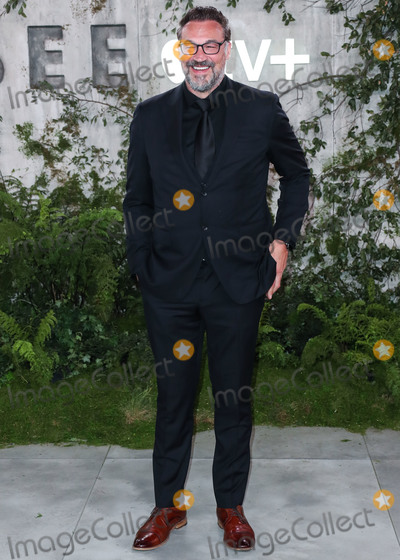 Aleks Paunovic Photo - WESTWOOD LOS ANGELES CALIFORNIA USA - OCTOBER 21 Actor Aleks Paunovic arrives at the World Premiere Of Apple TVs See held at the Fox Village Theater on October 21 2019 in Westwood Los Angeles California United States (Photo by Xavier CollinImage Press Agency)