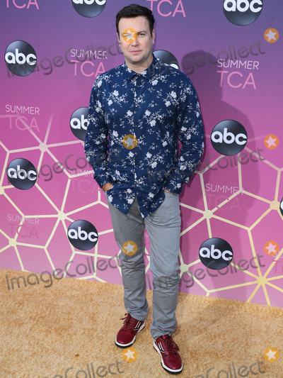 Taran Killam Photo - WEST HOLLYWOOD LOS ANGELES CALIFORNIA USA - AUGUST 05 Actor Taran Killam arrives at the Disney ABC Television Group TCA Summer Press Tour All-Star Party 2019 held at Soho House West Hollywood on August 5 2019 in West Hollywood Los Angeles California United States (Photo by Xavier CollinImage Press Agency)