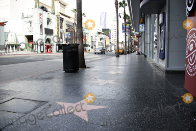 Eric Garcetti Photo - HOLLYWOOD LOS ANGELES CALIFORNIA USA - MARCH 31 A view of the Hollywood Blvd Walk Of Fame on March 31 2020 in Hollywood Los Angeles California United States Los Angeles tourism and entertainment industry businesses are temporarily closed amid the coronavirus COVID-19 pandemic after the Safer at Home order issued by both Los Angeles Mayor Eric Garcetti at the county level and California Governor Gavin Newsom at the state level on Thursday March 19 2020 which will stay in effect until at least April 19 2020 (Photo by Xavier CollinImage Press Agency)