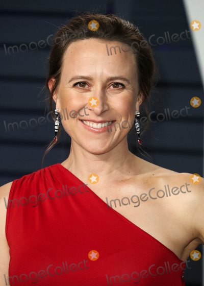 Anne Wojcicki Photo - BEVERLY HILLS LOS ANGELES CA USA - FEBRUARY 24 Anne Wojcicki arrives at the 2019 Vanity Fair Oscar Party held at the Wallis Annenberg Center for the Performing Arts on February 24 2019 in Beverly Hills Los Angeles California United States (Photo by Xavier CollinImage Press Agency)