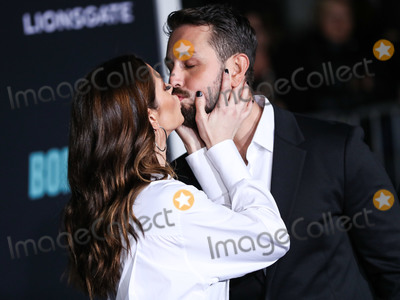 Ashley Greene Photo - WESTWOOD LOS ANGELES CALIFORNIA USA - DECEMBER 10 Ashley Greene and Paul Khoury arrive at the Los Angeles Special Screening Of Liongates Bombshell held at the Regency Village Theatre on December 10 2019 in Westwood Los Angeles California United States (Photo by Xavier CollinImage Press Agency)