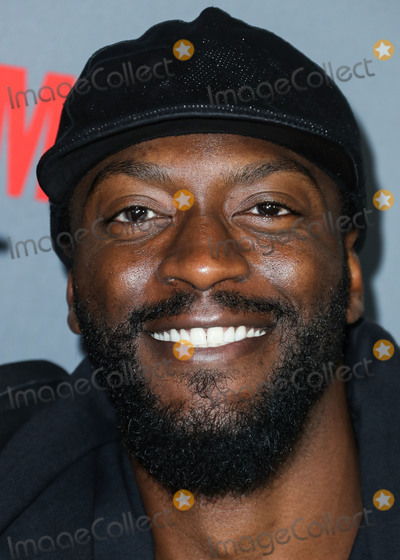 Aldis Hodges Photo - LOS ANGELES CA USA - DECEMBER 01 Actor Aldis Hodge arrives at the Showtime PPV Presents Heavyweight Championship Of The World Wilder vs Fury Pre-Event VIP Party held at Staples Center on December 1 2018 in Los Angeles California United States (Photo by Xavier CollinImage Press Agency)