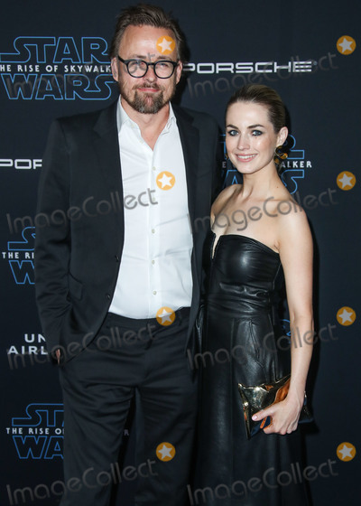 Amanda Hearst Photo - HOLLYWOOD LOS ANGELES CALIFORNIA USA - DECEMBER 16 Joachim Ronning and Amanda Hearst arrive at the World Premiere Of Disneys Star Wars The Rise Of Skywalker held at the El Capitan Theatre on December 16 2019 in Hollywood Los Angeles California United States (Photo by Xavier CollinImage Press Agency)