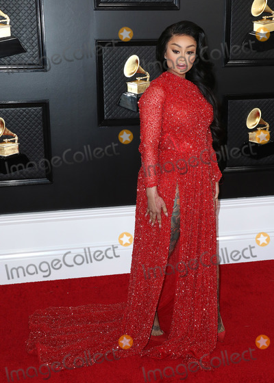 Blac Chyna Photo - LOS ANGELES CALIFORNIA USA - JANUARY 26 Blac Chyna arrives at the 62nd Annual GRAMMY Awards held at Staples Center on January 26 2020 in Los Angeles California United States (Photo by Xavier CollinImage Press Agency)
