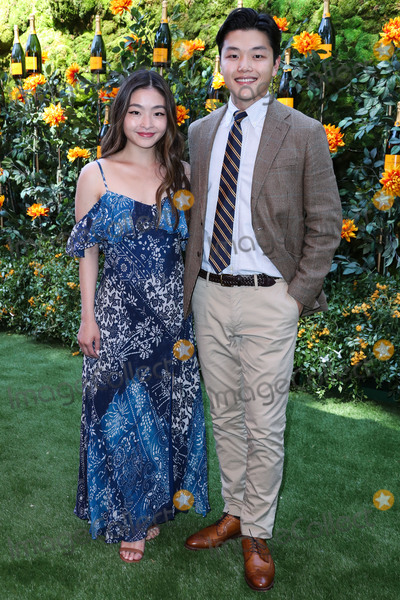 Alex Shibutani Photo - PACIFIC PALISADES LOS ANGELES CALIFORNIA USA - OCTOBER 05 Maia Shibutani and Alex Shibutani arrive at the 10th Annual Veuve Clicquot Polo Classic Los Angeles held at Will Rogers State Historic Park on October 5 2019 in Pacific Palisades Los Angeles California United States (Photo by Xavier CollinImage Press Agency)