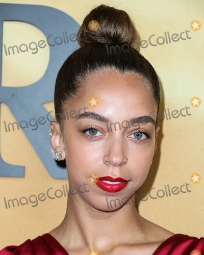 Hayley Law Photo - LOS ANGELES CALIFORNIA USA - OCTOBER 29 Hayley Law arrives at the Los Angeles Premiere Of Focus Features Harriet held at The Orpheum Theatre on October 29 2019 in Los Angeles California United States (Photo by Xavier CollinImage Press Agency)