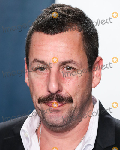 Adam Sandler Photo - BEVERLY HILLS LOS ANGELES CALIFORNIA USA - FEBRUARY 09 Actor Adam Sandler arrives at the 2020 Vanity Fair Oscar Party held at the Wallis Annenberg Center for the Performing Arts on February 9 2020 in Beverly Hills Los Angeles California United States (Photo by Xavier CollinImage Press Agency)