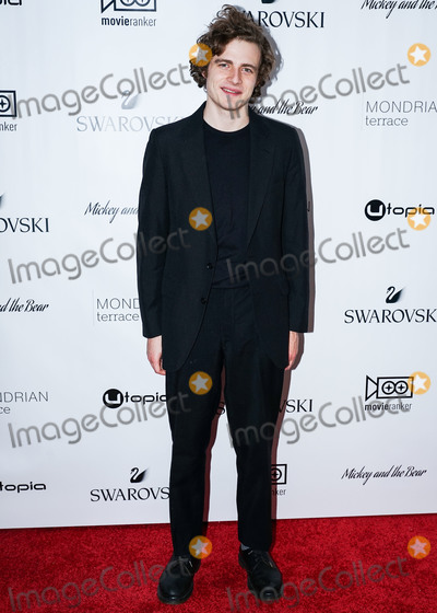 Ben Rosenfield Photo - MANHATTAN NEW YORK CITY NEW YORK USA - NOVEMBER 12 Ben Rosenfield arrives at the New York Premiere Of Utopias Mickey And The Bear held at Mondrian Terrace Park Avenue on November 12 2019 in Manhattan New York City New York United States (Photo by William PerezImage Press Agency)
