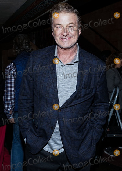 Alec Baldwin Photo - MANHATTAN NEW YORK CITY NEW YORK USA - NOVEMBER 06 Actor Alec Baldwin arrives at the New York Special Screening Of Screen Media Films Crown Vic held at the Village East Cinema on November 6 2019 in Manhattan New York City New York United States (Photo by William PerezImage Press Agency)