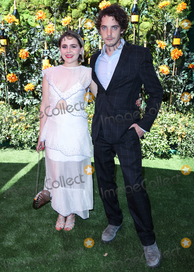 Mae Whitman Photo - PACIFIC PALISADES LOS ANGELES CALIFORNIA USA - OCTOBER 05 Mae Whitman and Robert Jumper arrive at the 10th Annual Veuve Clicquot Polo Classic Los Angeles held at Will Rogers State Historic Park on October 5 2019 in Pacific Palisades Los Angeles California United States (Photo by Xavier CollinImage Press Agency)