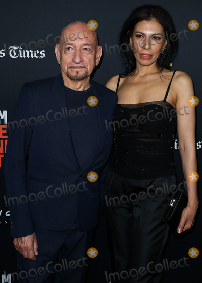 Ben Kingsley Photo - HOLLYWOOD LOS ANGELES CA USA - SEPTEMBER 28 Sir Ben Kingsley Daniela Lavender at the 2018 LA Film Festival - Closing Night Gala Screening Of Nomis held at ArcLight Hollywood on September 28 2018 in Hollywood Los Angeles California United States (Photo by Xavier CollinImage Press Agency)