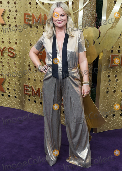 Amy Poehler Photo - LOS ANGELES CALIFORNIA USA - SEPTEMBER 22 Amy Poehler arrives at the 71st Annual Primetime Emmy Awards held at Microsoft Theater LA Live on September 22 2019 in Los Angeles California United States (Photo by Xavier CollinImage Press Agency)
