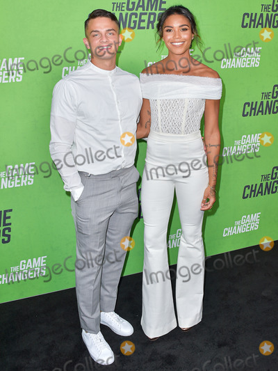 The Game Photo - HOLLYWOOD LOS ANGELES CALIFORNIA USA - SEPTEMBER 05 Morgan Mitchell arrives at the Los Angeles Premiere Of The Game Changers held at ArcLight Cinemas Hollywood on September 5 2019 in Hollywood Los Angeles California United States (Photo by Image Press Agency)