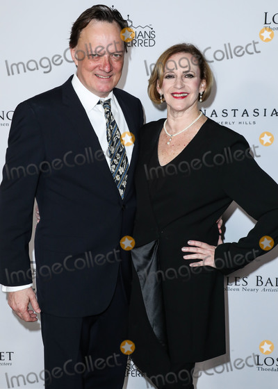 Edythe Broad Photo - SANTA MONICA LOS ANGELES CALIFORNIA USA - FEBRUARY 28 Thordal Christensen and Colleen Neary arrive at the Los Angeles Ballet Gala 2020 held at The Eli and Edythe Broad Stage at the Santa Monica College Performing Arts Center on February 28 2020 in Santa Monica Los Angeles California United States (Photo by Xavier CollinImage Press Agency)