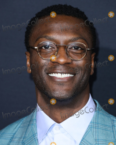 Aldis Hodge Photo - HOLLYWOOD LOS ANGELES CALIFORNIA USA - FEBRUARY 24 Actor Aldis Hodge arrives at the Los Angeles Premiere Of Universal Pictures The Invisible Man held at the TCL Chinese Theatre IMAX on February 24 2020 in Hollywood Los Angeles California United States (Photo by Xavier CollinImage Press Agency)