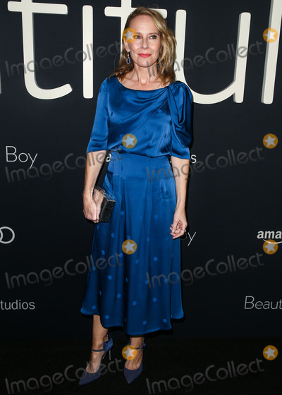 Amy Ryan Photo - BEVERLY HILLS LOS ANGELES CA USA - OCTOBER 08 Amy Ryan wearing Zac Posen with Sophia Webster shoes Neil Lane jewels and Michael Kors clutch at the Los Angeles Premiere Of Amazon Studios Beautiful Boy held at the Samuel Goldwyn Theater at The Academy of Motion Picture Arts and Sciences on October 8 2018 in Beverly Hills Los Angeles California United States (Photo by Image Press Agency)