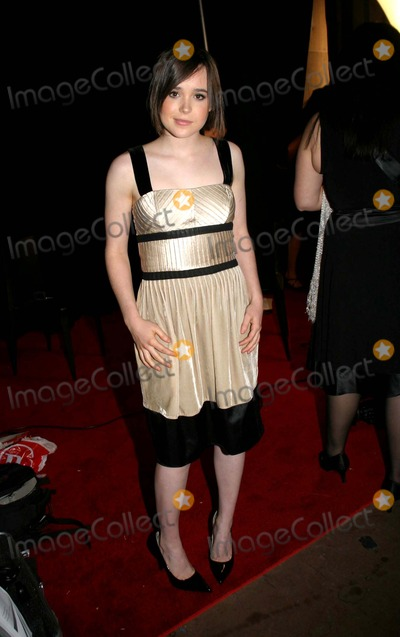 Ellen Page Photo - the 17th Annual Gotham Awards at Brooklyns Steiner Studios  New York City 11-27-2007 Photo by Barry Talesnick-ipol-Globe Photosinc Ellen Page