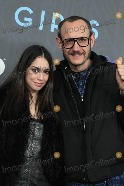 Terry Richardson Photo - The New York Premiere of Girls January 9 2013 Nyu Skirball Center NYC Photos by Sonia Moskowitz Globe Photos Inc 2013 Terry Richardson