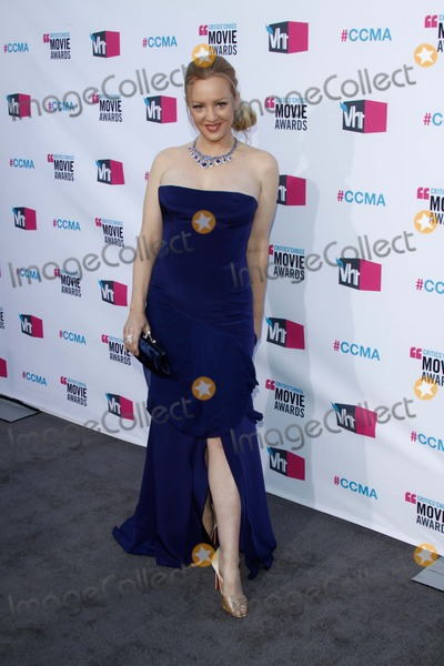 Wendi McLendon Covey Photo - Actress Wendi Mclendon-covey Arrives at the 17th Annual Critics Choice Movie Awards at Hollywood Palladium in Los Angeles USA on 12 January 2012 Photo Alec Michael - Globe Photos Inc