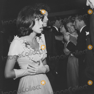 Nancy Sinatra Photo - Nancy Sinatra with Tommy Sands at Thalian partysupplied by Globe Photos Inc