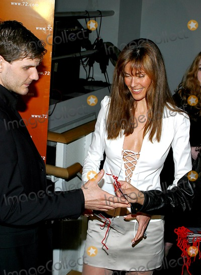 Alexei Yashin Photo - Alexei Yashin and Carol Alt K30230rm the 72 Names of God Book Launch Party at the New Museum of Contemporary Art in New York City 04242003 Photo Byrick MacklerrangefinderGlobe Photos Inc