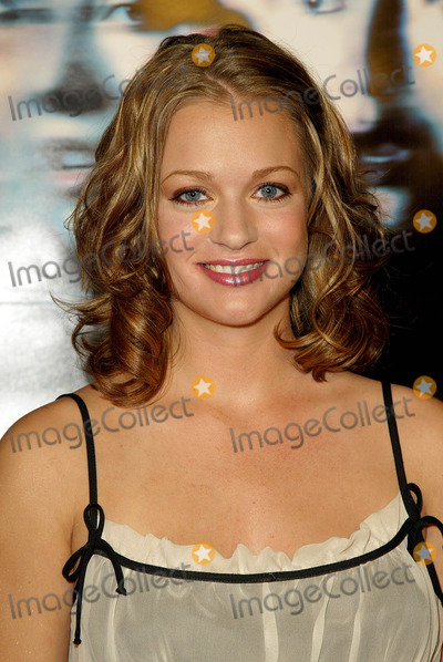 AJ Cook Photo -  Final Destination 2 Premiere at the Cinerama Dome in Hollywood CA 1302003  Photo by Fitzroy Barrett  Globe Photos Inc 2003 Aj Cook