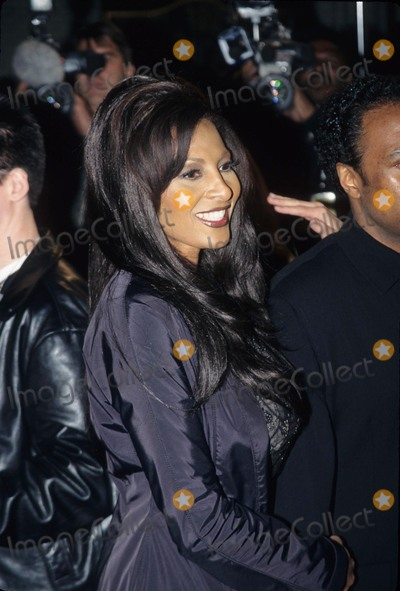 Jackie Brown Photo - Pam Grier at Jackie Brown Premiere in Westwood Ca 1997 Photo by Nina Prommer-Globe Photos Inc