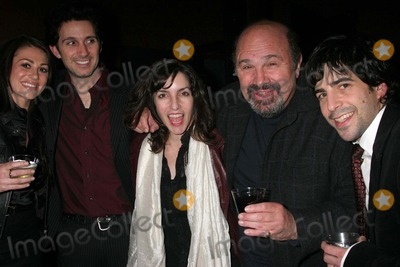 Angela Pupello Photo - West of Brooklyn Los Angeles Premiere Sunset Blvd-theatre 68 Hollywood CA 021908 Joleigh Fioreavanti Ronnie Marmo Angela Pupello Robert Costanzo and Danny Cistone-director Photo Clinton H Wallace-photomundo-Globe Photos Inc
