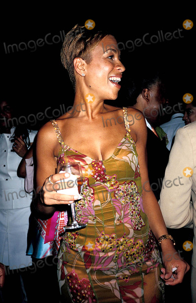 Crystal Anthony Photo - Tonya Lee and Crystal Anthonys Book Party For Gotham Diaries Hudson Hotel New York City 07072004 Photo Rose Hartman  Globe Photos Inc 2004 Tonya Lee