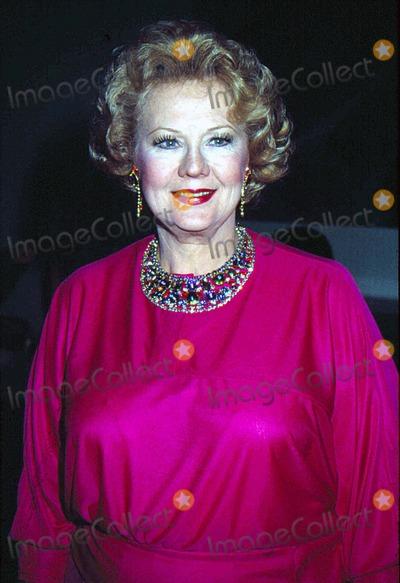 Virginia Mayo Photo - Virginia Mayo 9-1984 13374 Photo by Phil Roach-ipol-Globe Photos Inc